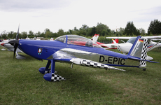 Aircraft Photo of D-EPIC | Van's RV-8 | AirHistory.net