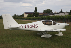 Aircraft Photo of G-URMS | Europa Aircraft Europa (Tri-gear) | AirHistory.net
