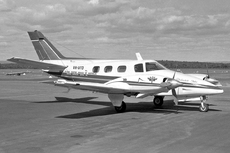 Aircraft Photo of VH-UFD | Beech A60 Duke | Royal Flying Doctor Service - RFDS | AirHistory.net