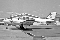Aircraft Photo of VH-DYE | Beech C55 Baron (95-C55) | Adam and Marshall Airways | AirHistory.net #115937