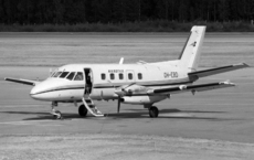 Aircraft Photo of OH-EBD | Embraer EMB-110P1A Bandeirante | Air Botnia | AirHistory.net