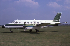 Aircraft Photo of OY-ASL | Embraer EMB-110P1 Bandeirante | Air Business | AirHistory.net