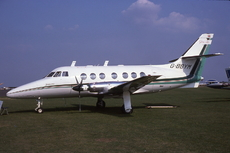 Aircraft Photo of G-BBYM | Handley Page HP-137 Jetstream 200 | Glos Air | AirHistory.net