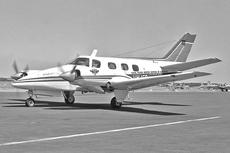Aircraft Photo of VH-IFD | Beech 60 Duke | Royal Flying Doctor Service - RFDS | AirHistory.net