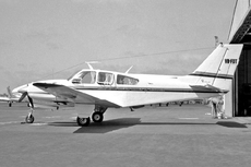 Aircraft Photo of VH-FDT | Beech C55 Baron (95-C55) | Royal Flying Doctor Service - RFDS | AirHistory.net #117634