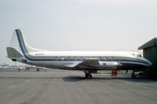 Aircraft Photo of N555SL | Vickers 798D Viscount | Monarch Aircraft Inc | AirHistory.net
