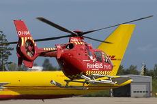 Aircraft Photo of OH-HMI | Eurocopter EC-135P-2 | FinnHEMS | AirHistory.net