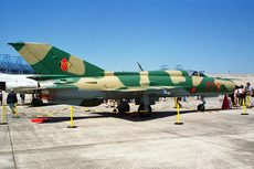 Aircraft Photo of 770 | Mikoyan-Gurevich MiG-21SPS | East Germany - Air Force | AirHistory.net