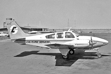 Aircraft Photo of VH-CFA | Beech C55 Baron (95-C55) | Civil Flying Services | AirHistory.net #119612