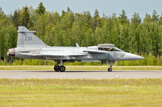 Aircraft Photo of 39231 | Saab JAS-39C Gripen | Sweden - Air Force | AirHistory.net