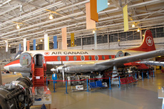 Aircraft Photo of CF-THS | Vickers 757 Viscount | Air Canada | AirHistory.net