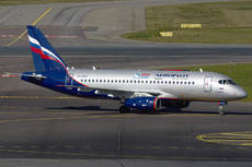 Aircraft Photo of RA-89032 | Sukhoi SSJ-100-95B Superjet 100 (RRJ-95B) | Aeroflot - Russian Airlines | AirHistory.net #120554