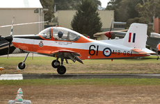 Aircraft Photo of VH-MQA / A19-061 | New Zealand CT-4A Airtrainer | Australia - Air Force | AirHistory.net #121912
