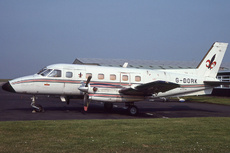 Aircraft Photo of G-DORK | Embraer EMB-110P1 Bandeirante | AirHistory.net