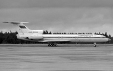 Aircraft photo of CCCP-85553 - Tupolev Tu-154B-2 - Aeroflot, taken by Pertti Sipilä at Helsinki - Vantaa (EFHK / HEL) in Finland on 19 September 1987. Later RA-85553