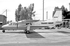 Aircraft Photo of VH-RTP | Britten-Norman BN-2A-26 Islander | Trans West Airlines | AirHistory.net