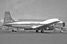 Aircraft Photo of VH-INM | Aviation Traders ATL-98 Carvair | Ansett - ANA Air Cargo | AirHistory.net