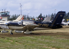 Aircraft Photo of OY-PRU | Socata MS-893E Rallye 180GT | AirHistory.net