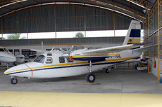 Aircraft photo of PT-IGL - Aero Commander 500S Shrike Commander, taken by Paul Seymour at Fortaleza - Pinto Martins (SBFZ / FOR) in Brazil on 25 March 2006.