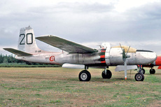 Aircraft Photo of CF-KBM | Douglas A-26(AT) Invader | Conair Aviation | AirHistory.net