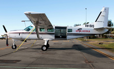 Aircraft Photo of VH-DVS | Cessna 208 Caravan I | Skydive Australia | AirHistory.net
