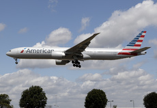 Aircraft photo of N723AN - Boeing 777-323/ER - American Airlines, taken by David Unsworth at London - Heathrow (EGLL / LHR) in England, United Kingdom on 21 July 2015.