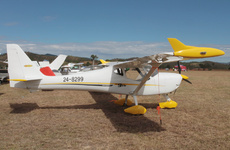 Aircraft photo of 24-8299 - FK Lightplanes FK 9 Professional, taken by Ian McDonell at Old Station (YOSN) in Queensland, Australia on 28 May 2016. 24-8299 was registered in December 2012