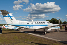 Aircraft Photo of OH-BSB | Beech Super King Air 300 | Suomen ilmailuopisto - Finnish Aviation Academy | AirHistory.net