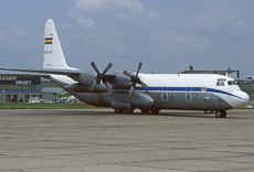 Aircraft photo of TR-KKD - Lockheed L-100-30 Hercules (L-382E) - Gabon - Air Force, taken by Danny Grew at Paris - Le Bourget (LFPB / LBG) in France on 1 June 1988.