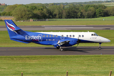 Aircraft photo of G-MAJD - British Aerospace Jetstream 41 - Eastern Airways, taken by Ian Howat at Glasgow - Prestwick (EGPK / PIK) in Scotland, United Kingdom on 24 May 2018.