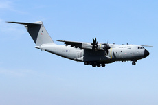 Aircraft photo of ZM401 - Airbus A400M Atlas C1 - UK - Air Force, taken by Ian Howat at Glasgow - Prestwick (EGPK / PIK) in Scotland, United Kingdom on 23 May 2018.