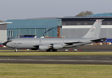 Aircraft photo of 59-1522 / 91522 - Boeing KC-135R Stratotanker (717-148) - USA - Air Force, taken by David Unsworth at Glasgow - Prestwick (EGPK / PIK) in Scotland, United Kingdom on 15 February 2019.