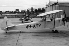 Aircraft Photo of VH-AYP | Luton LA-4A Minor | AirHistory.net #125893