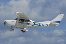 Aircraft Photo of N314FR | Cessna 182 Skylane | AirHistory.net