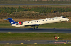 Aircraft Photo of EI-FPI | Bombardier CRJ-900LR (CL-600-2D24) | Scandinavian Airlines - SAS | AirHistory.net
