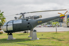 Aircraft Photo of FAE971 | Aerospatiale SA-316B Alouette III | Ecuador - Air Force | AirHistory.net