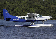 Aircraft Photo of G-DLAK | Cessna 208 Caravan I | Loch Lomond Seaplanes | AirHistory.net