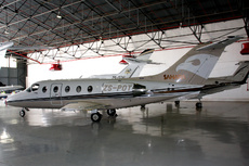 Aircraft Photo of ZS-POT | Raytheon Hawker 400XP | Sahara African Aviation | AirHistory.net