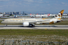 Aircraft Photo of A6-BLO | Boeing 787-9 Dreamliner | Etihad Airways | AirHistory.net