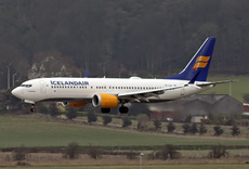 Aircraft Photo of TF-ICY | Boeing 737-8 Max 8 | Icelandair | AirHistory.net