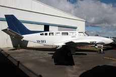 Aircraft Photo of VH-SKV | Cessna 404 Titan | Airspeed Aviation | AirHistory.net
