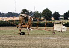 Aircraft Photo of G-ASPP | Bristol Boxkite (replica) | The Shuttleworth Trust | AirHistory.net #128745