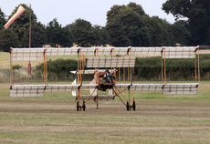 Aircraft Photo of G-ASPP | Bristol Boxkite (replica) | The Shuttleworth Trust | AirHistory.net #128756