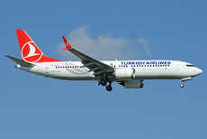 Aircraft Photo of TC-LCD | Boeing 737-8 Max 8 | Turkish Airlines | AirHistory.net