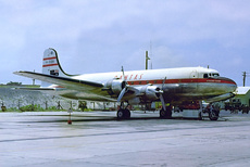 Aircraft Photo of VH-EDB | Douglas C-54A Skymaster | Qantas | AirHistory.net