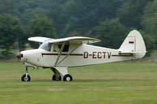 Aircraft Photo of D-ECTV | Piper PA-22-108 Colt | AirHistory.net