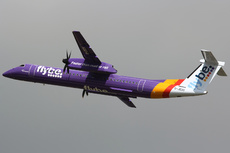 Aircraft Photo of G-JEDU | Bombardier DHC-8-402 Q400 | Flybe | AirHistory.net