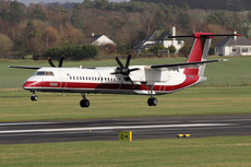 Aircraft Photo of D2-EUP | Bombardier DHC-8-402 Q400 | Heli Malongo Airways | AirHistory.net