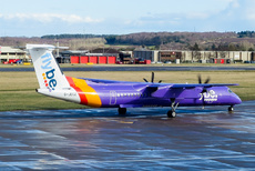 Aircraft Photo of G-JECZ | Bombardier DHC-8-402 Q400 | Flybe | AirHistory.net