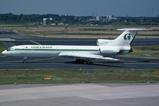 Aircraft Photo of TC-GRA | Tupolev Tu-154M | Greenair | AirHistory.net
